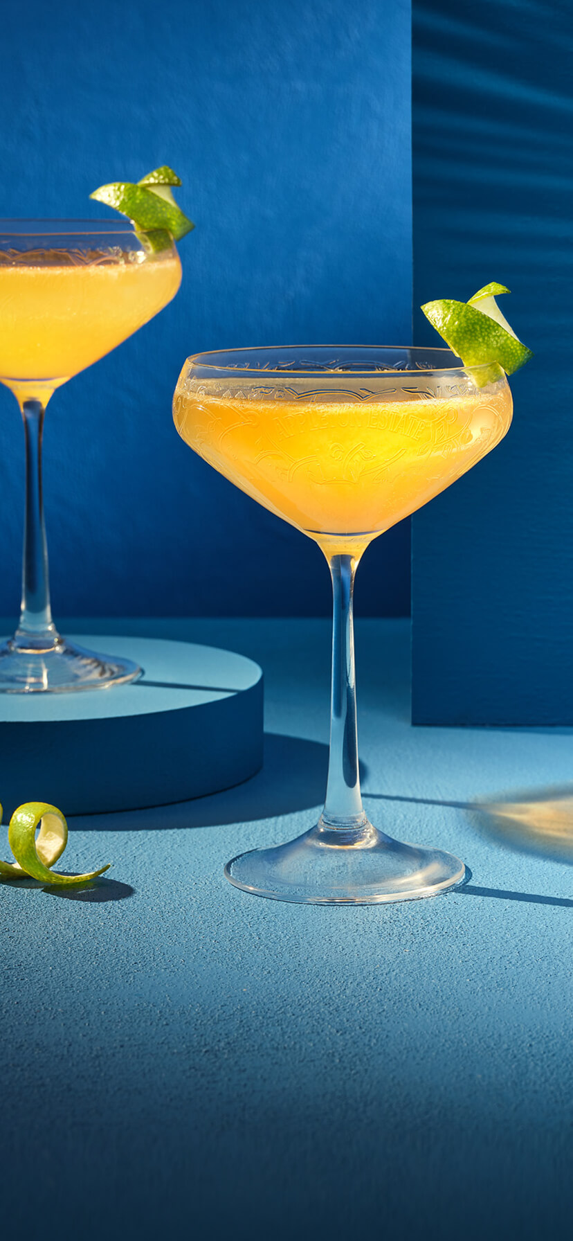 Jamaican Daiquiri Cocktail
