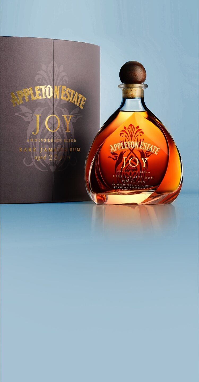Appleton Estate's Joy Anniversary Blend Limited Editions
